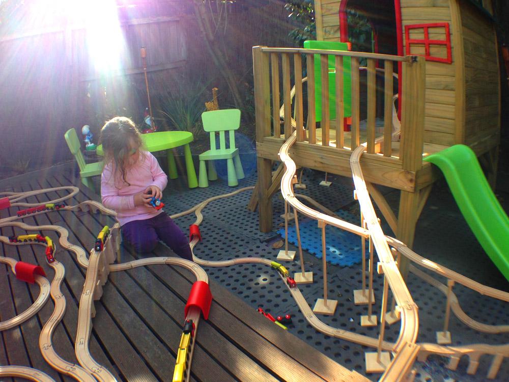 The Cubby House Ikea Toys Train Track 28